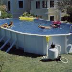 Сборный или каркасный бассейн для дачи