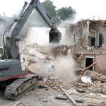 Снос здания по документам кадастрового акта
