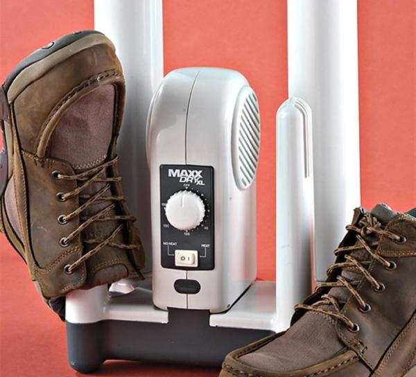 Современная сушилка для зимней и летней обуви