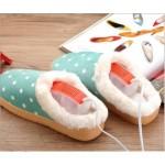 Сушилка для обуви в детских тапочках