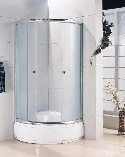 Удобная и практичная душевая кабина для небольшой ванной комнаты
