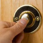 Установка звонка для двери в частном доме