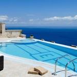 Вилла с бассейном с невероятным видом