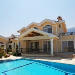 Внешний вид виллы на Кипре для проживания