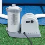Земляной фильтр для оптимальной очистки воды в бассейне