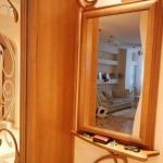 Зеркало для предмет для скрытия электрического счетчика
