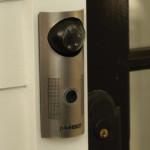 Звонок для двери с динамиками для разговора