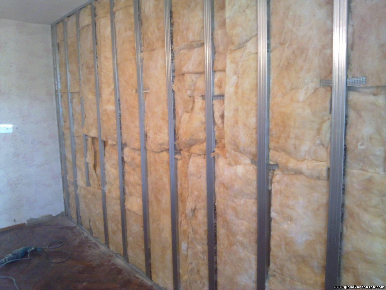 Шумоизоляция стен в квартире своими руками видео