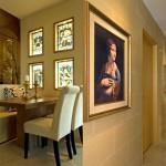 Картины эпохи Возрождения для создания ренессан стиля в прихожей