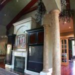 Создание колонн в прихожейдля оформления ренессанс стиля