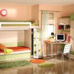 Аккуратная мебель для обустройства детской комнаты
