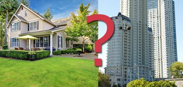 Что лучше квартира или частный дом
