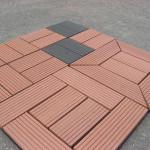 ДПК и его использование для создания плитки
