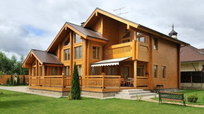 Деревянное строительство и его преимущества