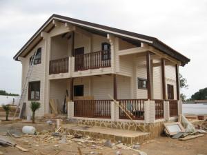 Дом, который строится