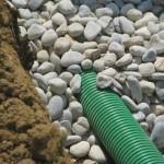Дренажная системы и пластиковые трубы для нее