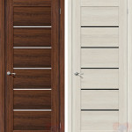 Двери из экошпона для соврменных домов