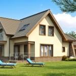 Экология и красота частного дома по сравению с квартирой