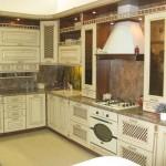 Элегантный дизайн белорусской кухни