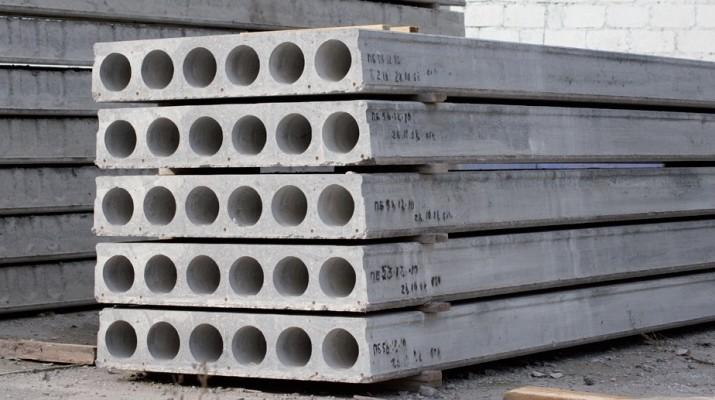 Характеристики и основные типы плит перекрытий