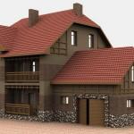 Из чего построить дом своей мечты