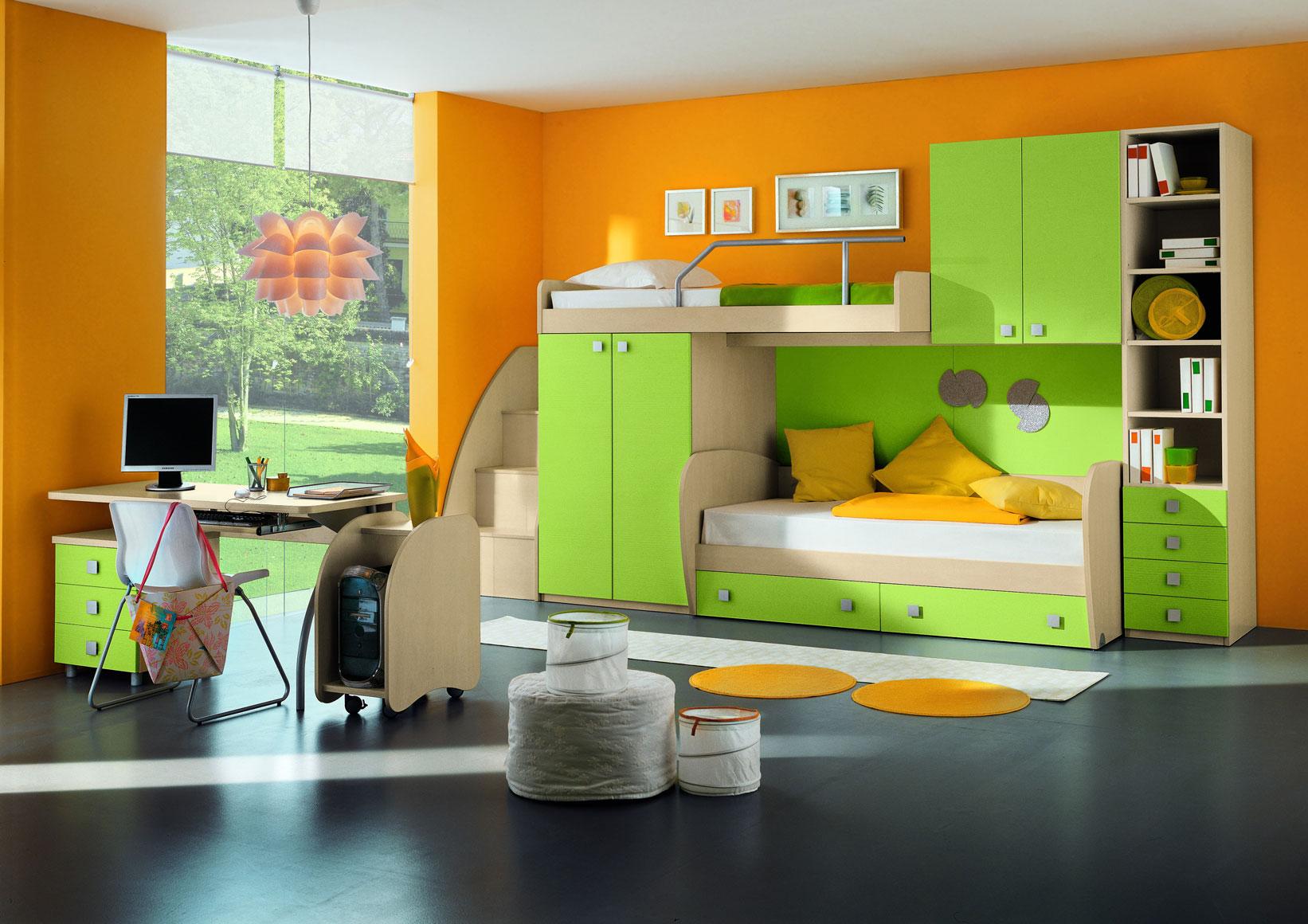 Качественная мебель для детской - все про прихожую.