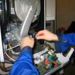 Как проходит обслуживание котла отопления