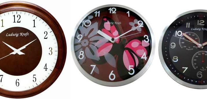Как выбрать интерьерные часы для дома