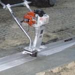 Как выбрать виброрейку для укладки бетона