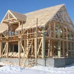 Каркасное строительство загородного дома