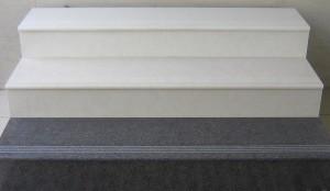 Керамогранитные ступени и их высокая прочность