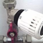 Механический терморегулятор