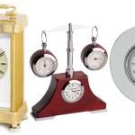 Настольные часы и правила их выбора