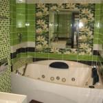 Необычный ремонт ванной комнаты