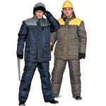 Одежда для рабочих и инженерно-технических работников