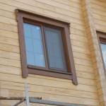 Окна пластиковіе установленніе в доме
