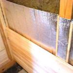 Основыне требования у материалам утепления бани