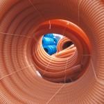 Особенности дренажных пластиковых труб