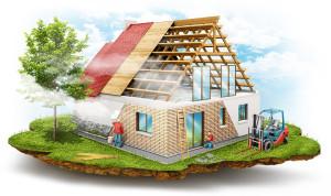 Особенности создания частного дома