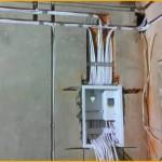 Особенности создания электропроводки