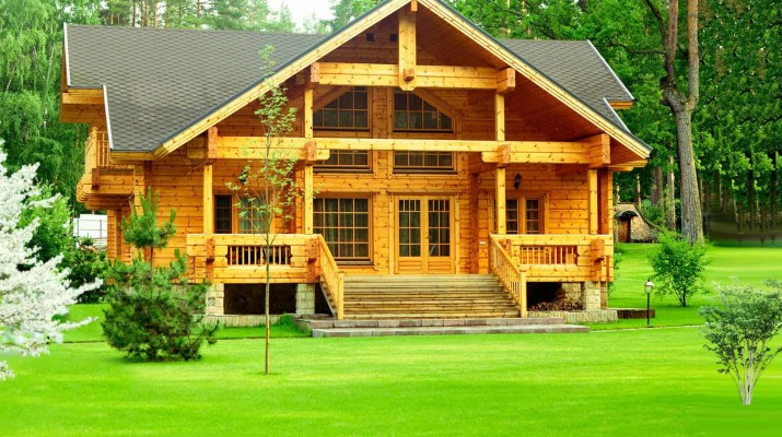 Особенности создания проекта деревянного дома