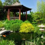 Пейзажный стиль ландшафтного дизайна