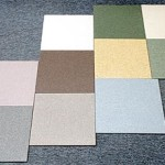 Поверхность разной плитки из керамогранита