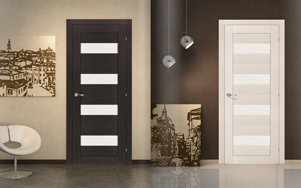 Преимущества и недостатки дверей из экошпона
