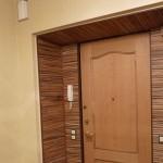 Привлекательная входная металлическая дверь