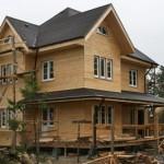 Процесс строительства частного дома