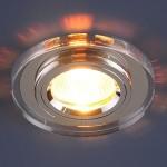 Расположение точечных светильников