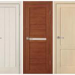 Разнообразие дверей из экошпона