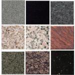 Разнообразие оттенков поверхности керамогранита