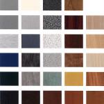 Разнообразие цветов керамогранита